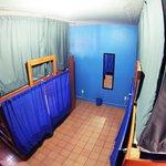 6 bed mix dorm Blue Pepper