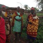 las mamás masai