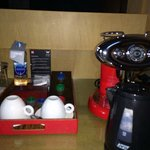 room illy coffee