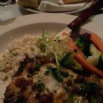 Salmon dinner....yum....