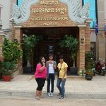 Tanei Guesthouse sister hotel