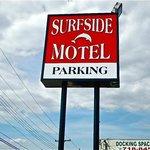 sign/Surfside 3 Motel