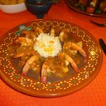 Tequila Shrimp, Not to be Missed