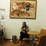 Panadería y arte