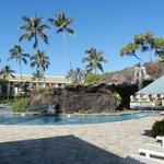 Beautiful pool areas