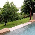 suite con piscina privata