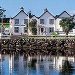 The multi-award-winning Milltown House, Dingle