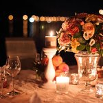 Romantic wedding at our beach