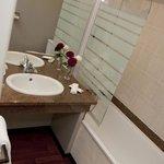 salle de bains pavillon du frene