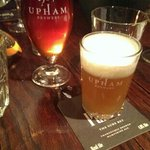 upham ale and chicken consomme
