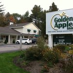 The Golden Apple Inn.