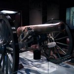 Cannon in Museum
