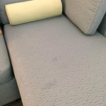 Stains on the couch