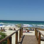 hermosa playa Canto Grande
