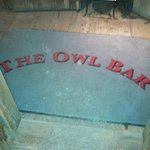 Welcome to the Owl Bar