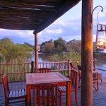 Overlooking Zambezi River