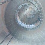 Intérieur du phare