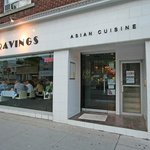 Cravings Asian Cuisine resmi