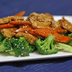 Chicken & Broccoli in Oyster Sauce