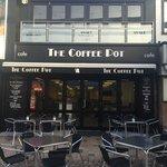 award winning cafe and award winning shop front