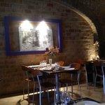 Pizza na Pedra - Lobby/mesas