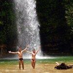 cachoeira do abade