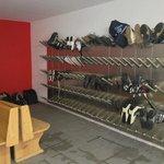 Хранилка / ski room