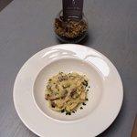 Mushroom Tagliatelle. Very tasty