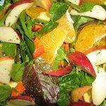 Plus de 15 choix de salades repas