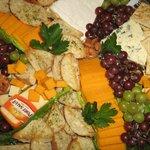 L'assiette de fromage à déguster