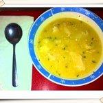 Enjoy a nice hot bowl of homemade soup!!