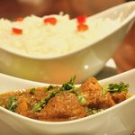 YAK & YETI Fish Curry