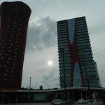 Hotel Porta Fira ve İş Merkezi
