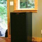 Cedar Loft Suite - Bar fridge