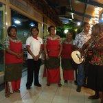 Great Fijian hospitality