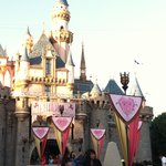 Castle ready for Valentines Day :)