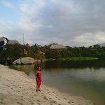 barlovento y Maloca desde la playa
