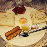 Petit déjeuner ��