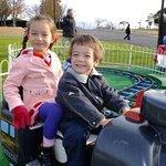 very happy kids.