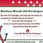 Bretton Woods Ski Packages
