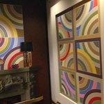 Palomar Hotel - Elevator Art 2