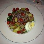 Warm Potato and Tuna Salad
