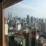 klcc view from my room