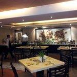 Restaurant.. good decor and spread