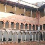 Chiostro dell'Abbazia di Santa Mustiola a Torri