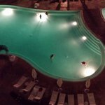 Pool, Photo since 4th floor