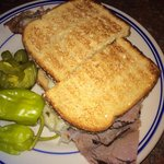 Bavarian sandwich !