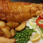 Fish & chips, Thursday 6-9pm  £8:95 with a free dtink!!