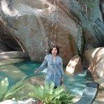 The Secret Pool at the Resort