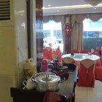 Diamond Hotel, restaurant